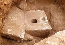 Hallan inodoro de hace 2,700 años en Jerusalén