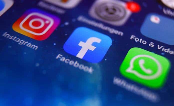 Otra vez Facebook: Reporta fallas para acceder a sus aplicaciones y productos