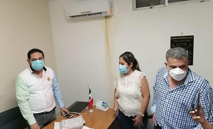 Ex empleado de Adrián Esper ahora es oficial del Registro Civil