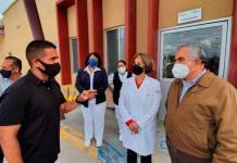 Supervisa secretario de Salud Hospital Gral. de Matehuala