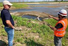 Buscan soluciones naturales al peligro de las inundaciones