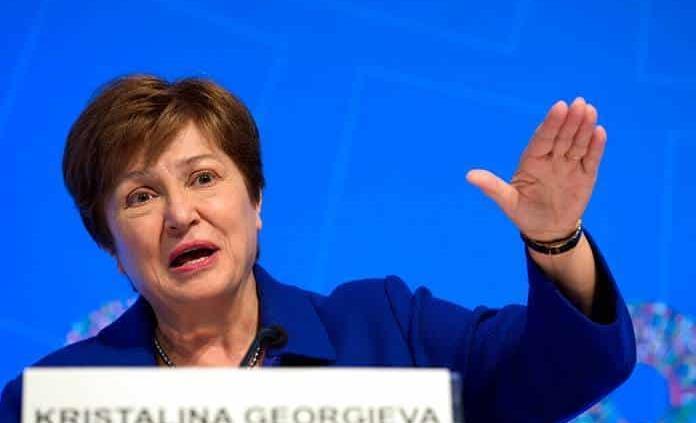 México apoya a Kristalina Georgieva para que siga al frente del FMI