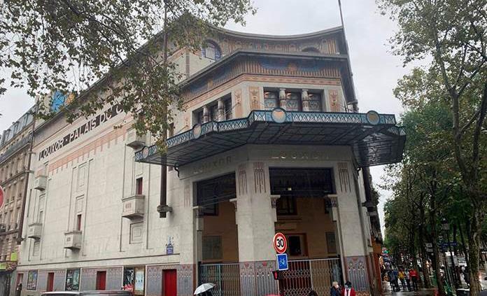 Un siglo del cine Louxor, la sala parisina de las mil metamorfosis