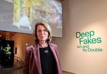 El arte digital se apodera de los sentidos en una exposición de Deep Fakes