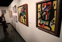 Exposición Universo Miró trae a México el espíritu del artista barcelonés (FOTOS)
