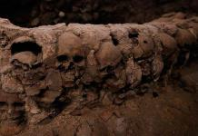 Buscan el origen de los sacrificados para el Huey Tzompantli de Tenochtitlan