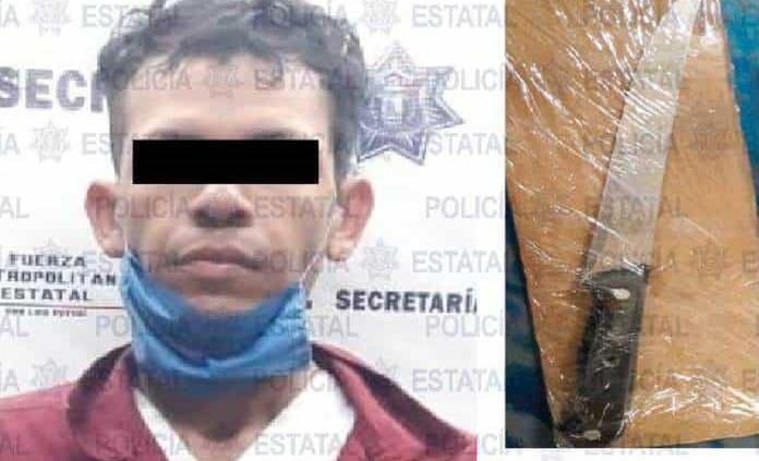 Arresta la Policía Estatal a dos infractores