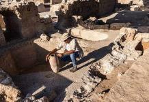 Encuentran la mayor bodega bizantina que exportaba los vinos de Tierra Santa