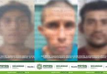 Aseguran a 4 sujetos con motos robadas