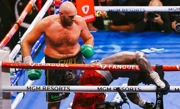 Sulaimán afirma que pelea Fury-Wilder es de las mejores de la historia