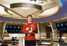 El capitán Kirk finalmente viaja a las estrellas
