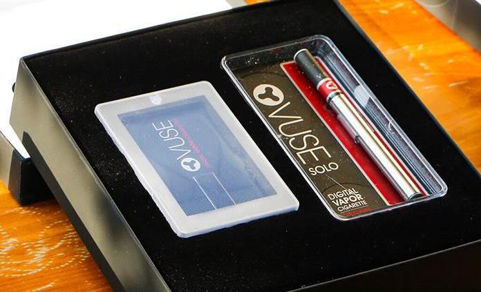 EEUU autoriza los primeros cigarrillos electrónicos