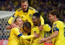 Una efectiva Suecia tumba a Grecia y deja sin liderato a España