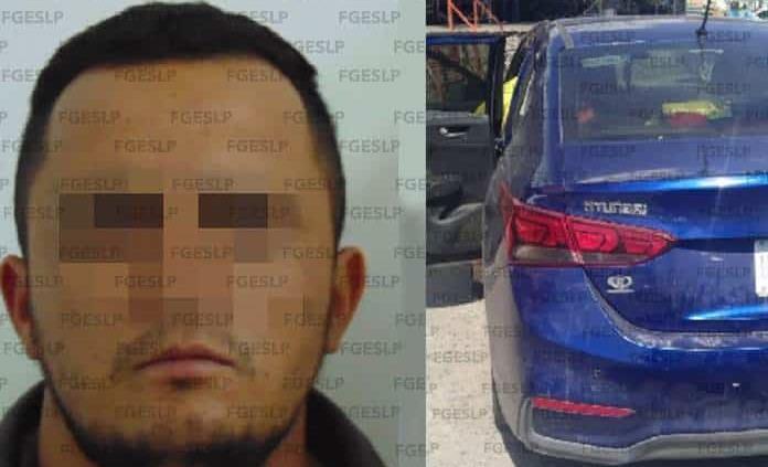 Recupera PDI auto robado con violencia