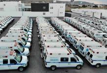 Entregarán ambulancias que no se usaban en comodato a municipios