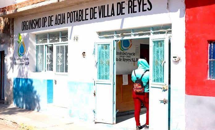 "V. de Reyes ya aplica ""borrón"" en agua potable"