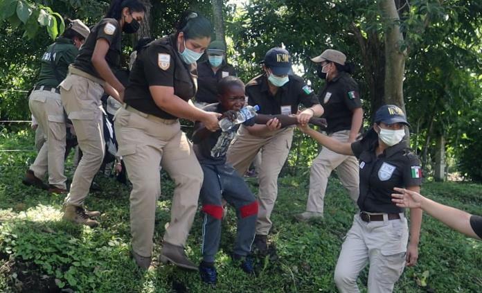 Exigen a CNDH proteger a migrantes ante nuevas agresiones del INM