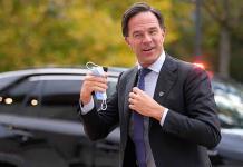 Arrestan a sospecho de amenazar al primer ministro de Países Bajos