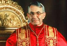 El papa Juan Pablo I será beato tras reconocimiento de un milagro
