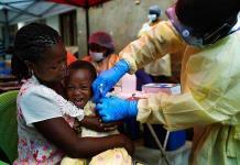 La OMS comienza a vacunar contra el ébola en Congo
