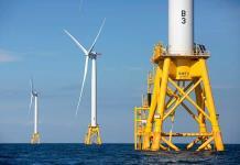 EEUU anuncia planes para crear parques eólicos en sus costas