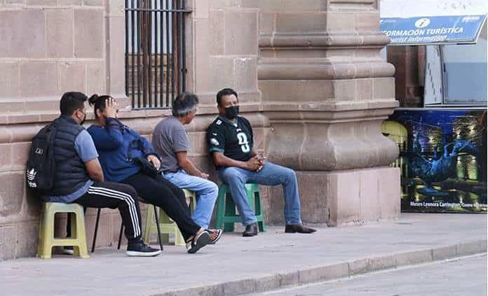 Descansan burócratas; solamente protestaron