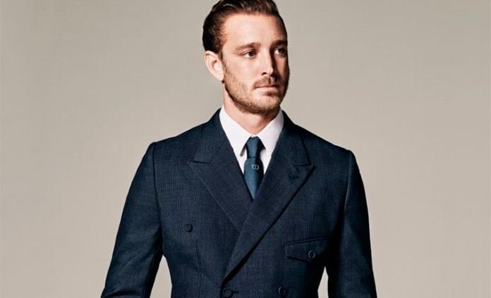 Pierre Casiraghi, nuevo embajador de la firma Dior