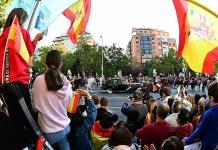 España celebra con pompa su Fiesta Nacional