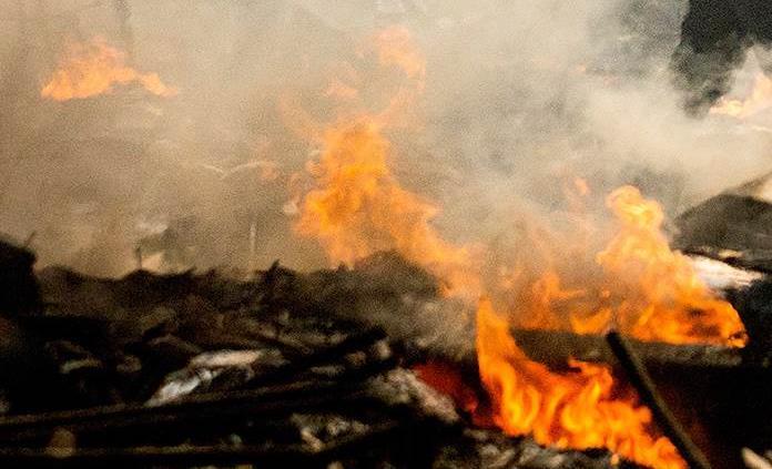 9 muertos y 44 heridos en un incendio en Taiwán
