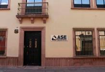 Solicita la ASE a los legisladores que apoyen fiscalización