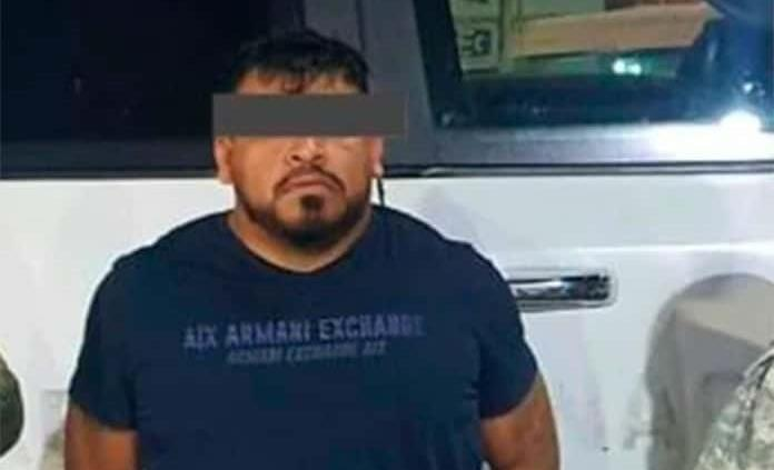 Cae presunto líder huachicolero que operaba en Querétaro e Hidalgo