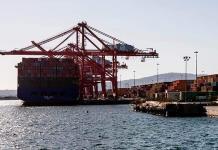 El colapso en el puerto de Los Ángeles hace tambalear a EEUU