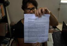 Artista e impulsor cubano de marcha denegada no teme ir preso