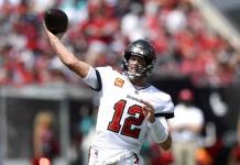 Brady y los Buccaneers buscan evitar otra derrota el jueves