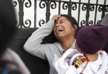 Sobrevivientes de incendio en Guatemala están en riesgo, dice ONG