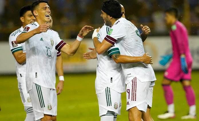 México y EEUU se distancia del resto en la eliminatoria de Concacaf