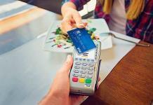 Avanza disminución de uso de efectivo