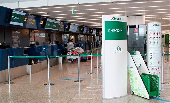El adiós de Alitalia, un símbolo con una historia de éxitos y fracasos