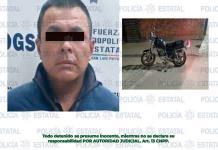 Detienen a tres presuntos ladrones de vehículos