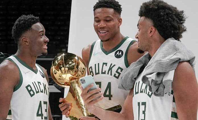 Los Bucks iniciarán defensa de su título tras breve vacación
