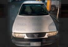 Caen dos en posesión de automotores robados