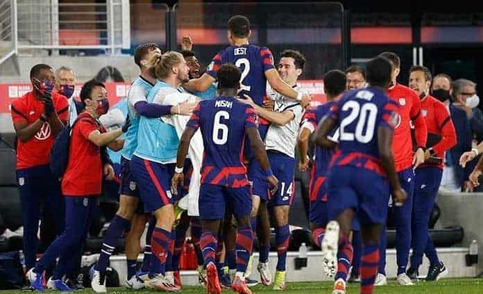 USA recibe gol al minuto 1, pero derrota a Costa Rica