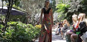 Pineda Covalin presenta colección de naturaleza mexicana en la Fashion Week