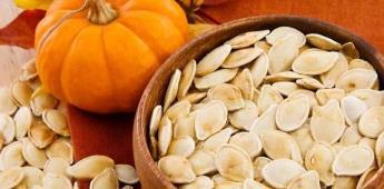 Haz jamoncillo y aprovecha las semillas de calabaza