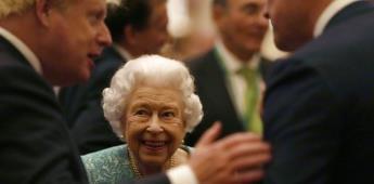 Isabel II acepta recomendación médica de descansar unos días