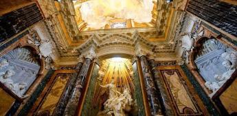 La luz de Bernini vuelve a iluminar la capilla del Éxtasis de Santa Teresa