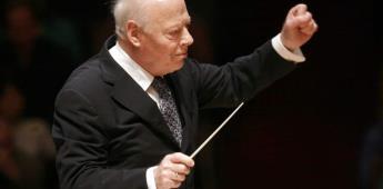 Muere el director de orquesta holandés Bernard Haitink