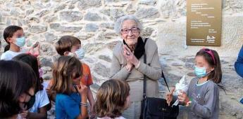 La poesía cercana y al aire libre de Ida Vitale en un pequeño pueblo español