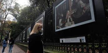 El Museo del Prado de Madrid llega a las calles de la Ciudad de México (FOTOS)