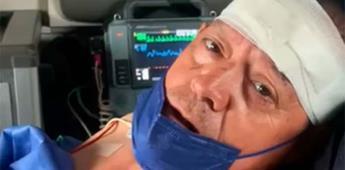 Los Cadetes de Linares sufren aparatoso accidente en Guanajuato